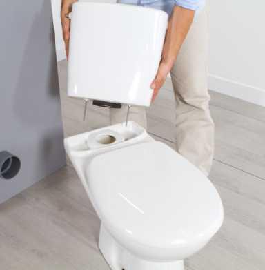 Installation WC